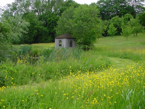 architecture de jardin,lasne côté ouest
