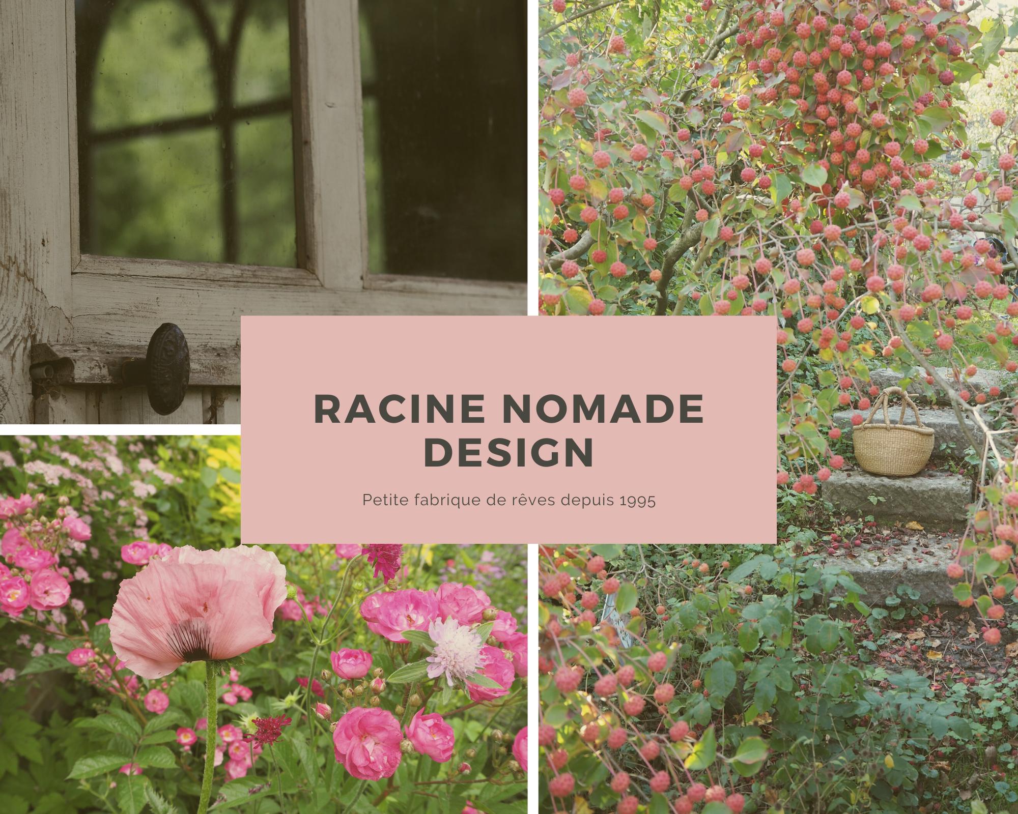 RACINE NOMADE Design